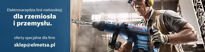 Bosch narzędzia linii niebieskiej